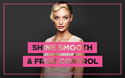 TIGI S Factor Styling - Shine, Smooth & Frizz