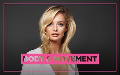 TIGI S Factor Styling - Body & Movement