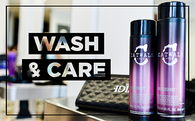 TIGI Catwalk Wash & Care