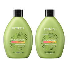 Redken Curvaceous Shampoo & Conditioner Duo