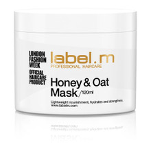 label.m Honey & Oat Treatment Mask 120ml
