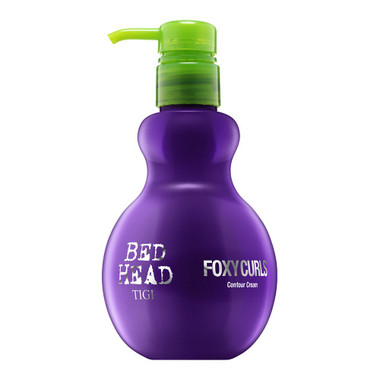 TIGI Bed Head Foxy Curls Contour Cream 200ml - New Formula