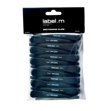 label.m Sectioning Clips (12 Clips)