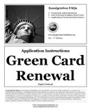 Green Card Expired/Renewal Application Guide