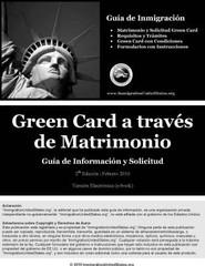 Guía de Solicitud de Green Card por Matrimonio