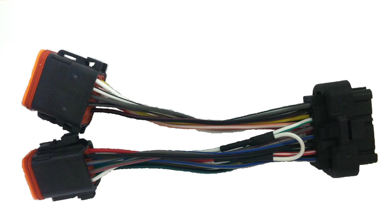 Biketronics Inc Amplifier Wiring Kit Canada We Can Put An Aquatic Av Into A 1996 1997 Flh