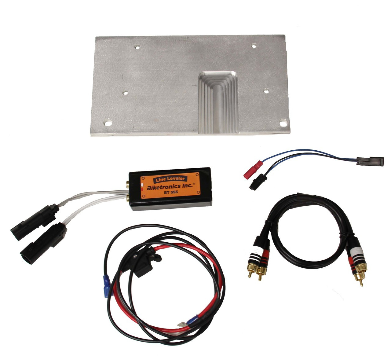 BT2180 14 Amplifier Kit - 180 Watts RMS X 2 For 2014 and Up