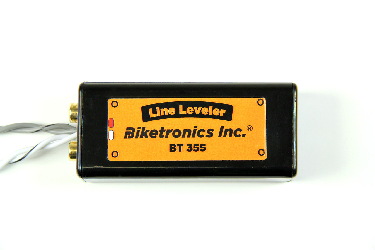 bt355 hd radio line leveler and pre amp adapter for 2014 and up