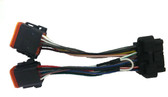 1996-1997 Adapter Harness for Aquatic AV Head Unit