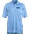 Adidas Men's Textured Golf Polo