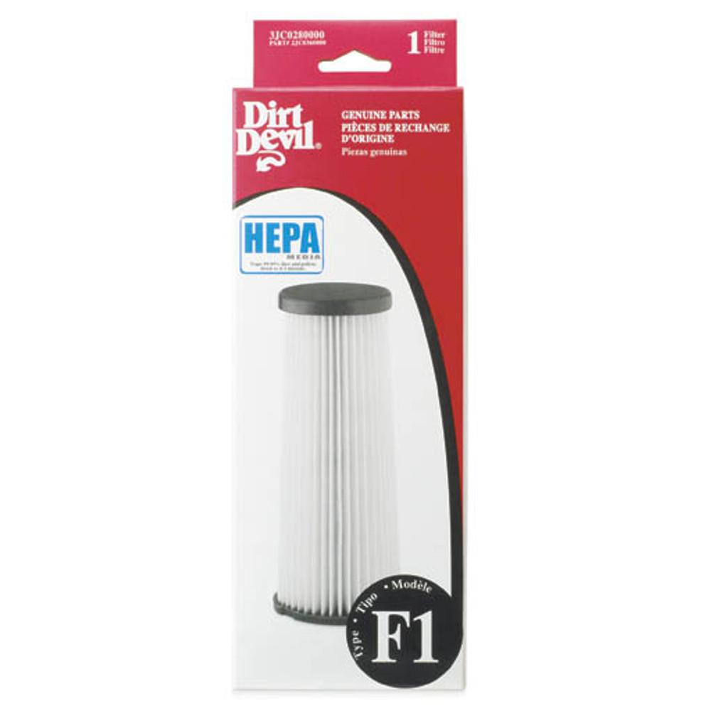 Buy Dirt Devil Vacuum Cleaner Filter F1 Vacuum Cleaner