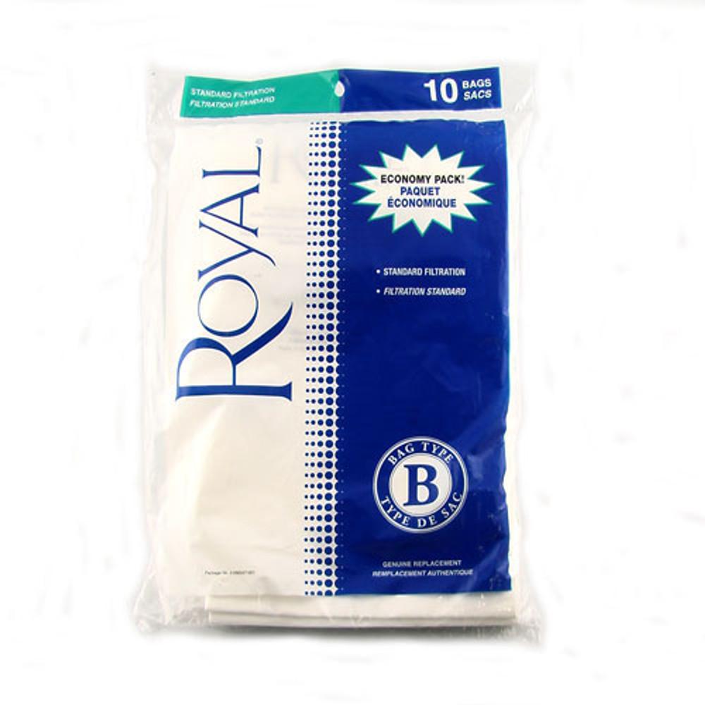 Buy Royal Type B Upright Vacuum Bags 2066247001 10pk
