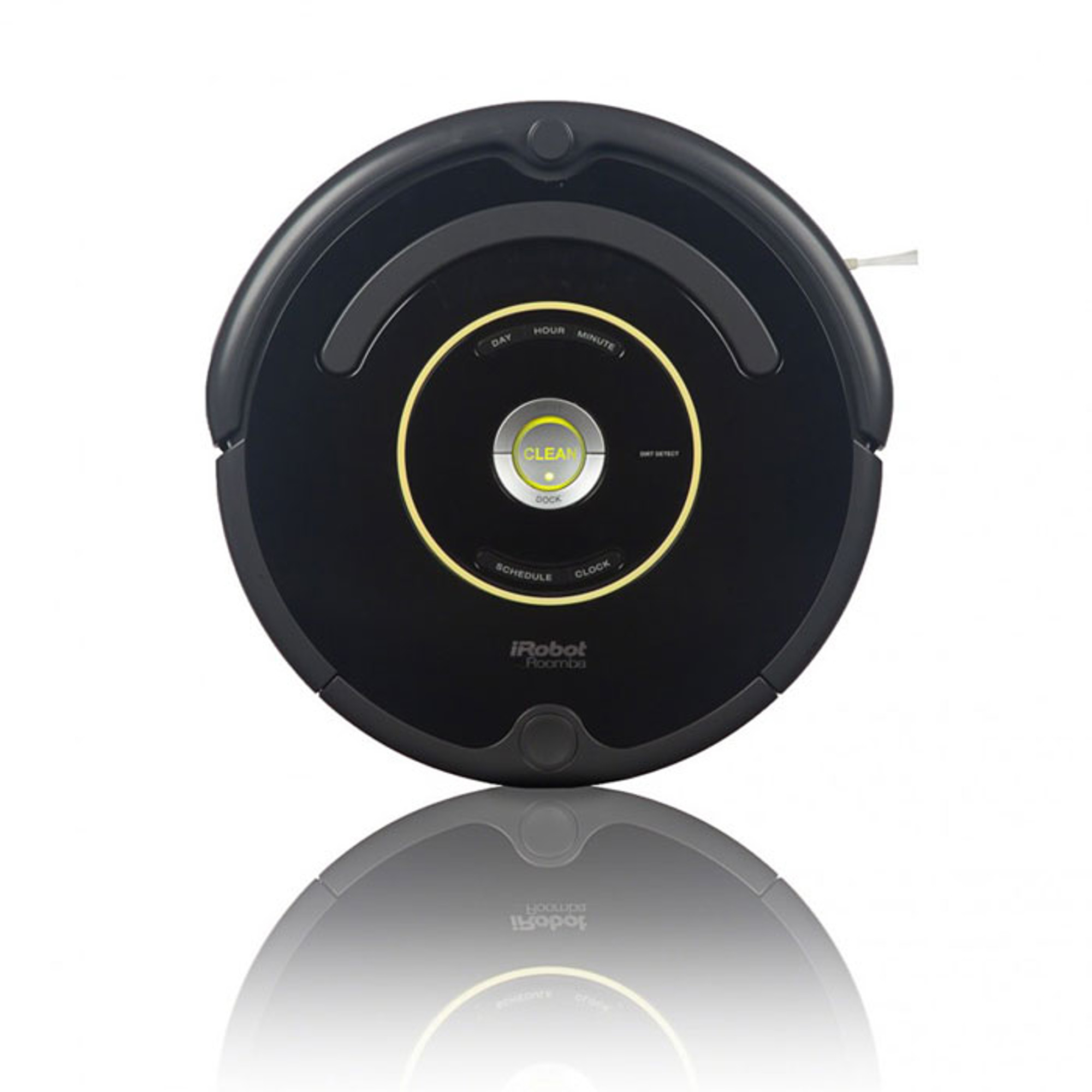 Shoppers Roomba