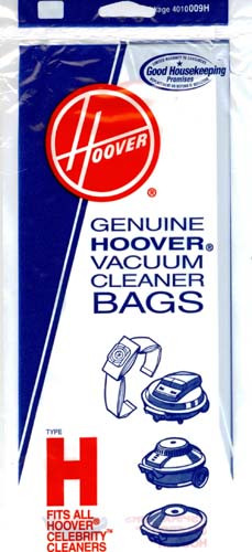 Buy Hoover Style H Canister Vacuum Cleaner Bags 3pk From
