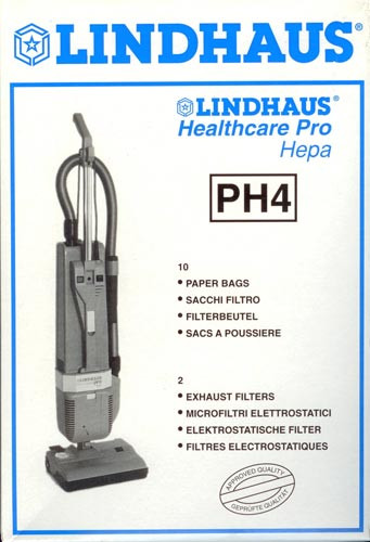 Buy Lindhaus Hcp Vacuum Cleaner Bags Ph4 10pk From Canada