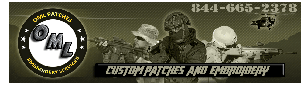 custom velcro patches and morale patches