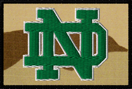 Notre dame morale patch full color on 3cd