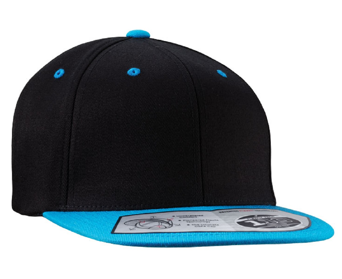 f9e0f370af4 ... Flexfit Wool Blend Flat Bill Snapback Hat
