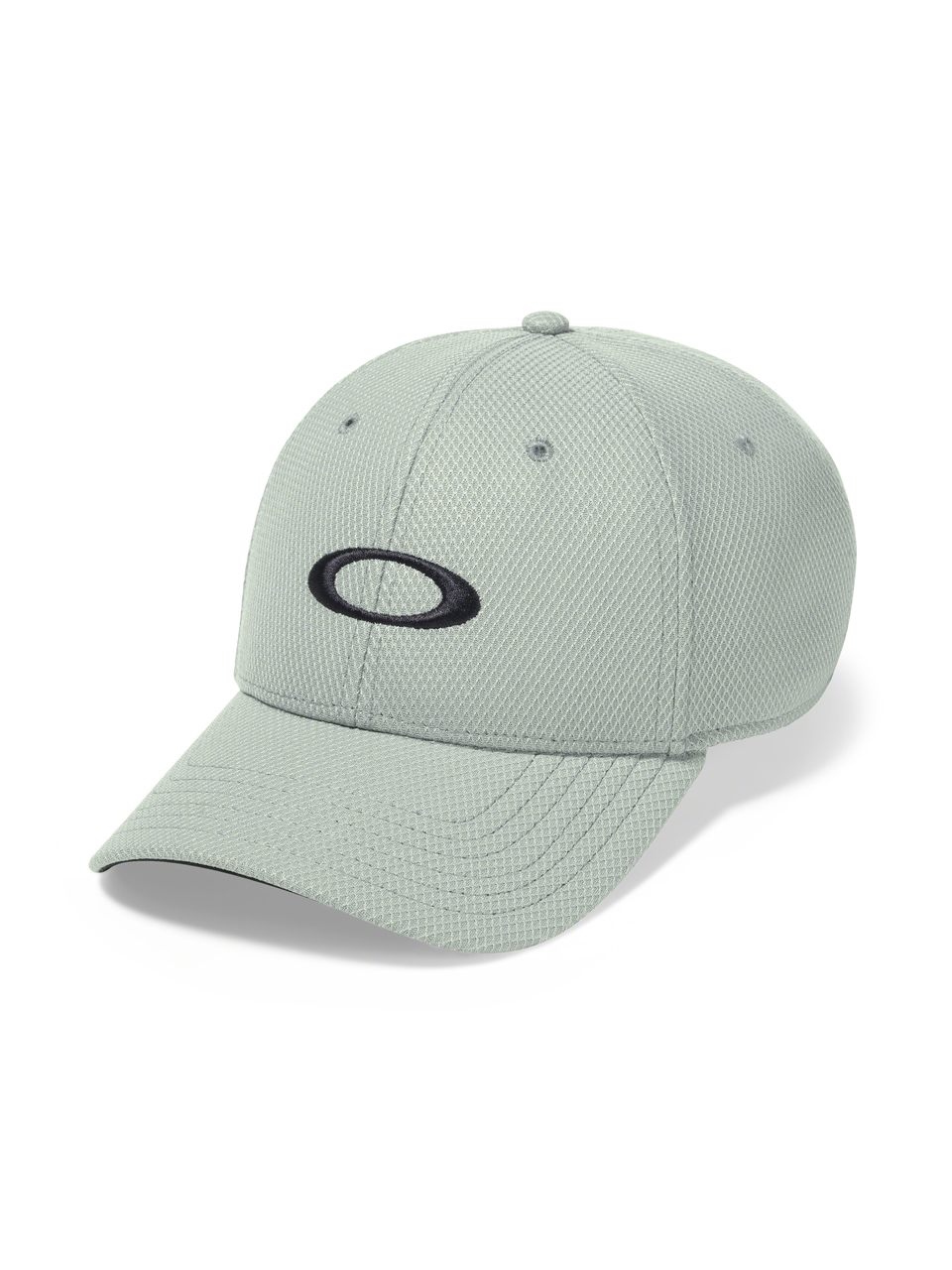 22297073308 Black OKC91809 Oakley Golf Ellipse Cap