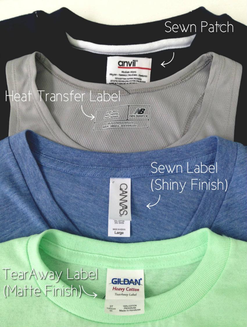 Labels Tagless Vs Tearaway T