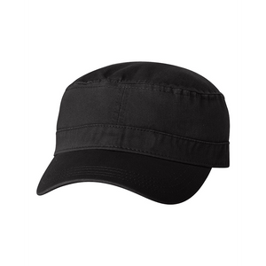 Black - VC800 Valucap Fidel Hat | T-shirt.ca