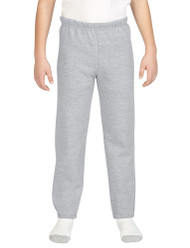 Sport Grey - 18200B Gildan Youth Heavy Blend Sweatpants | T-shirt.ca