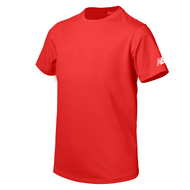 Team Red - YB81004P New Balance Youth Short Sleeve Shirt