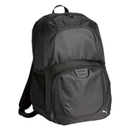 Black Black - PSC1028 Puma 25L Backpack