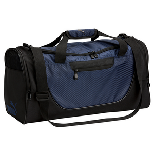 Navy Black - PSC1032 Puma 21 Duffle Bag | T-shirt.ca