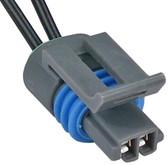 GM Manifold Air Temp MAT Sensor Connector 2 Wire