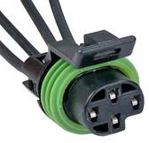 GM 4 Pin Oil Pressure Switch Repair Connector