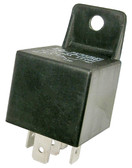 Bosch Style 5 Pin 30 - 40 Amp Relay W/ Resistor