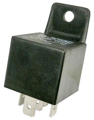 Bosch Style 5 Pin 30 - 40 Amp Relay W/ Resistor