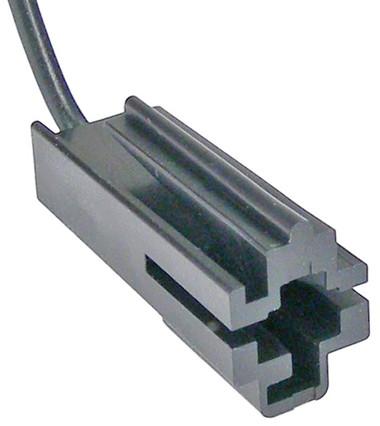 Black Electric Choke Repair Pigtail for GM Carbs