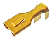 "1/4"" Female Terminal with Locking Tab"