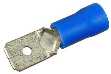 .250 Wide Spade Crimp Connector