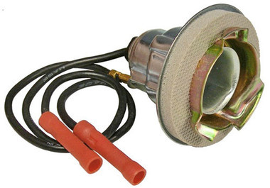 Single Contact Ford Lamp Socket