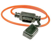 ATM Mini Fuse Holder With Dust Cap 10 Amp