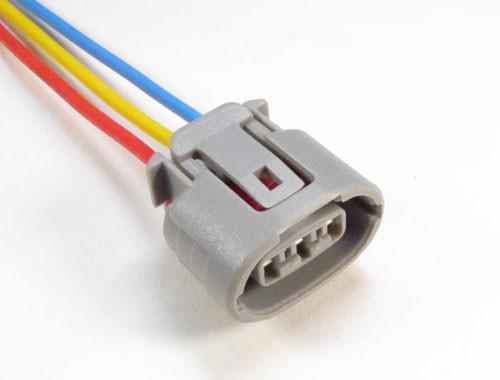 [DIAGRAM_3NM]  Nippondenso Alternator Repair Connector Oval 3 Wire Female Terminals - The  Repair Connector Store | Denso Alternator Connector Wiring Diagram 4 |  | The Repair Connector Store