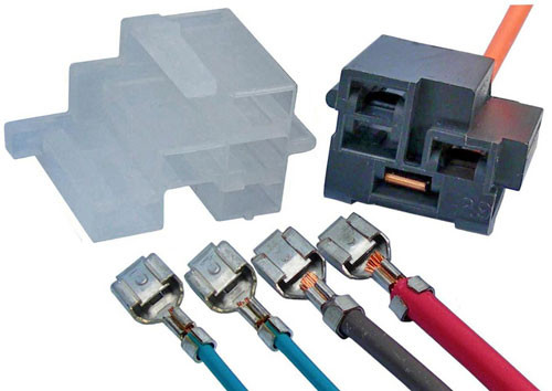 GM Ignition Switch 5 Lead Repair Connector Kit - The Repair