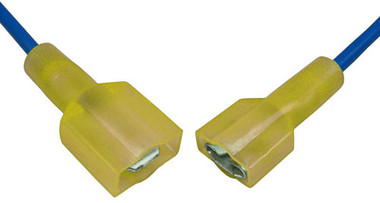2 Pc Quick Disconnect Set 12-10 AWG Wire Size