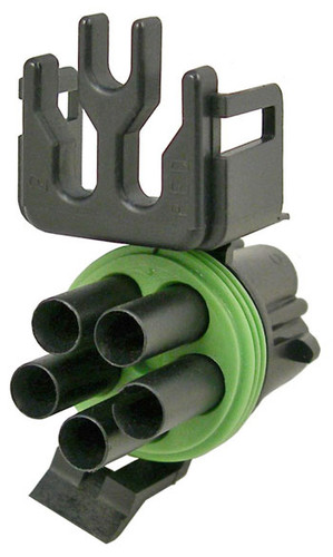 5 Way Weather Pack Male Tower Connector