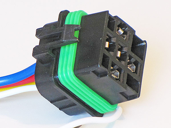 5 Pin 30 40 Amp Mini Relay Sealed Repair Pigtail - The ...  Pin Relay Wiring Pigtail on