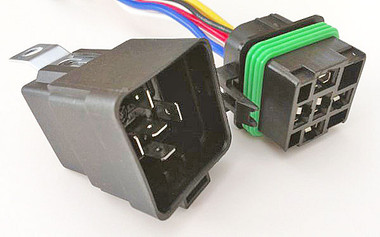 Sealed Relay and Connector Set