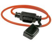 ATM Mini Fuse Holder 12 Gauge Wire 30 Amp