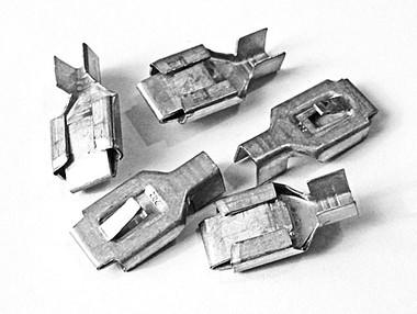 "5/16"" Wide Female Terminal With Lock Tab - Packard 59 Series"