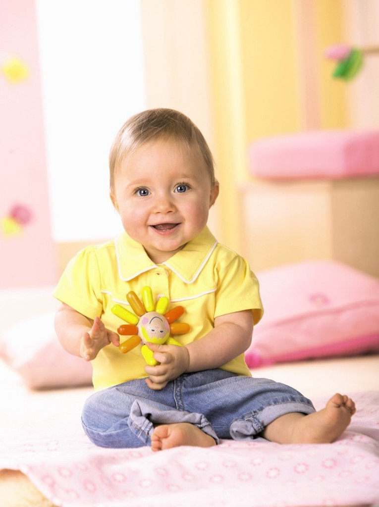 HABA Toys - Clutching Toy Sunny