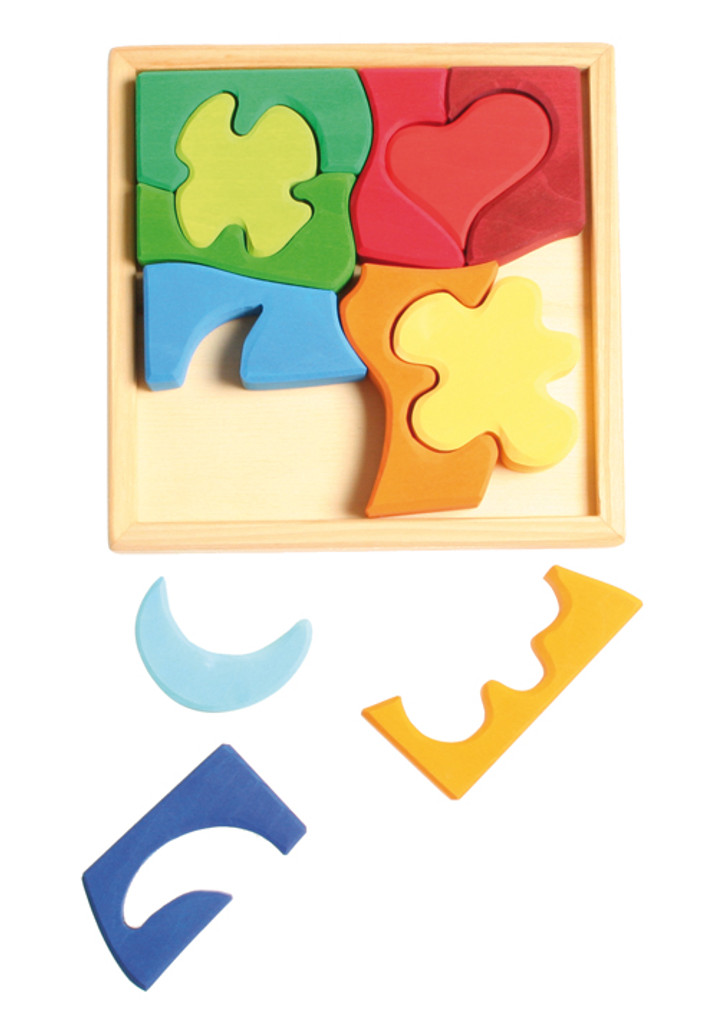 Grimm's Shapes First Creative Puzzle