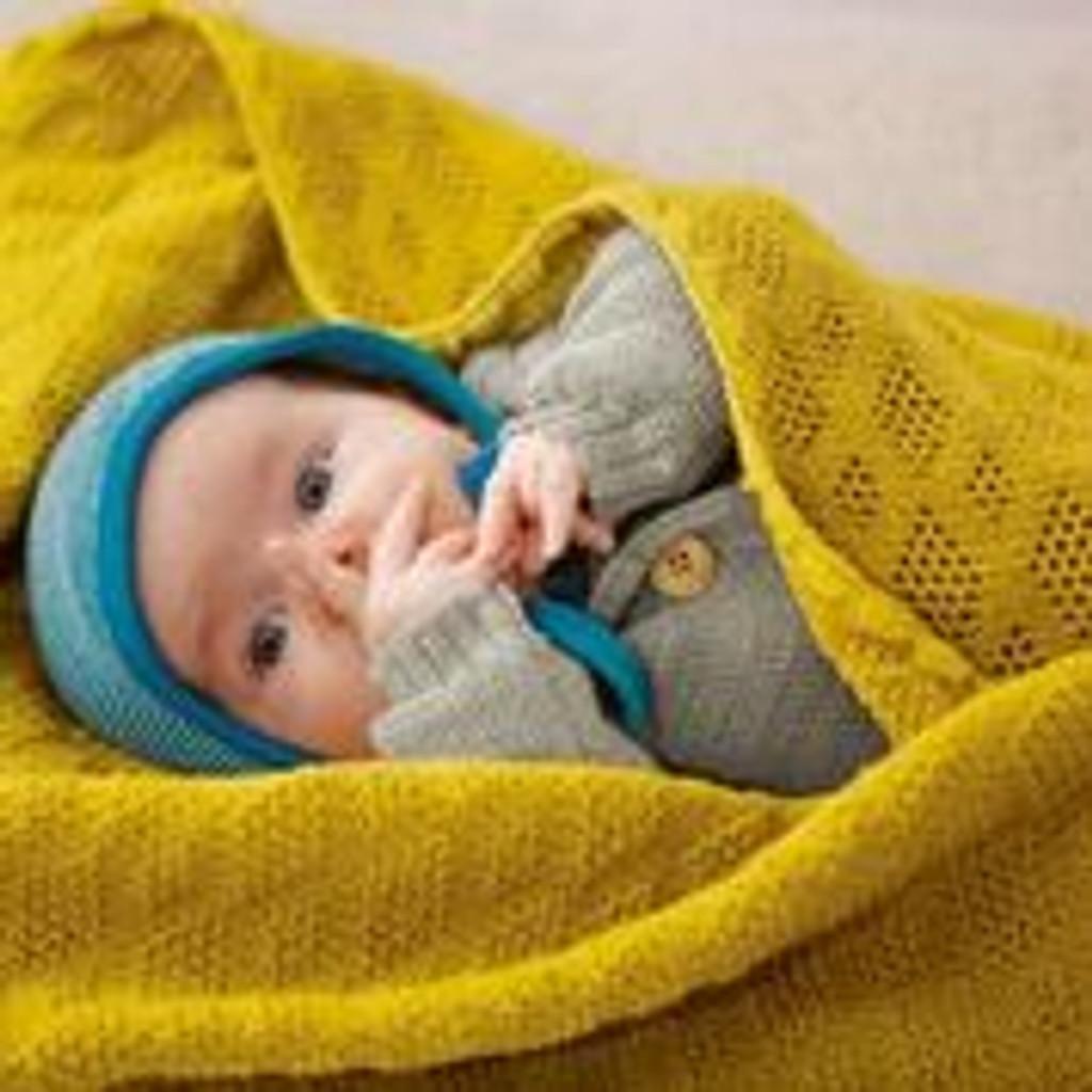 Disana Baby Blanket