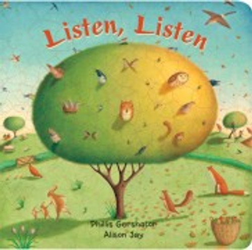 Listen Listen - Children's Books
